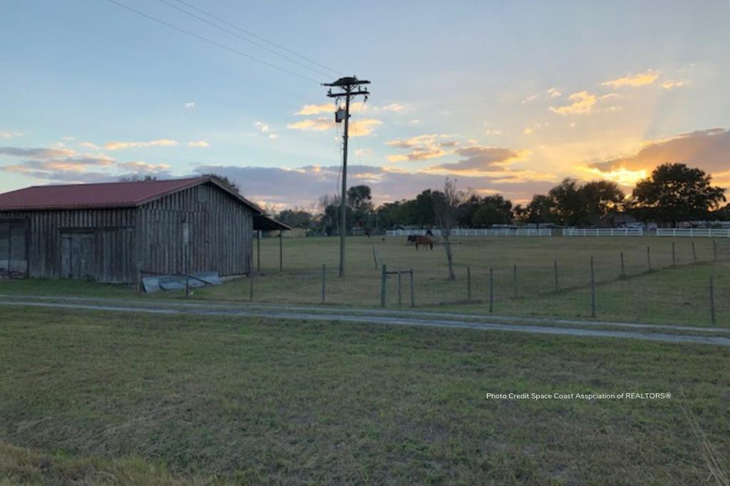 Farmhouse in Mims