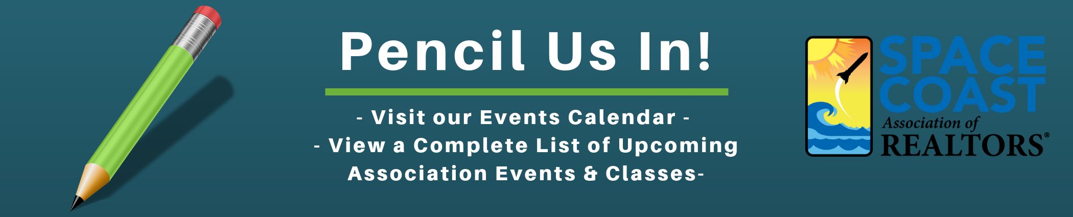 Space Coast Association of REALTORS® Events Calendar