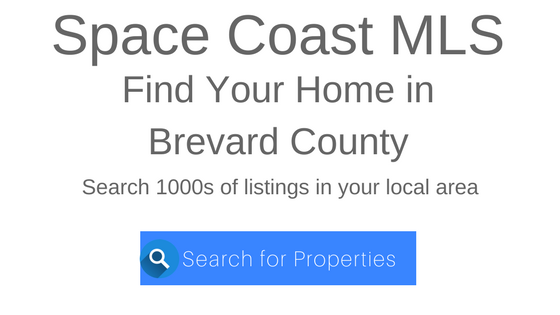 Search Space Coast MLS for Brevard County homes