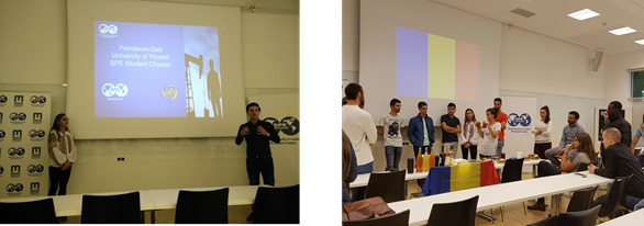SPE Student Chapter Presentation