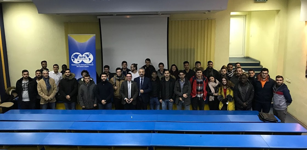 Polytechnic University of Torino visit at UPG Ploiesti