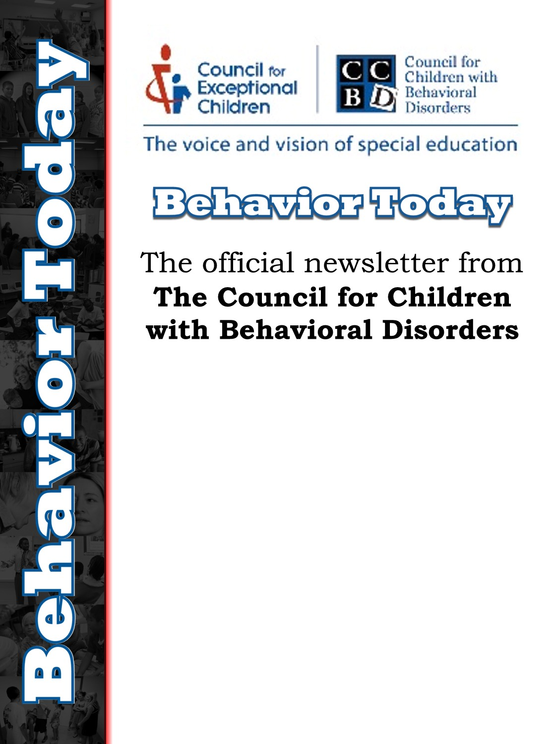 childrens behavior today The total transformation program provides parents with help for defiant children regain control of your family with our real change happened immediately the child behavior program taught jo-ann and kath ways to hold their son accountable to meeting expectations, regardless of his.