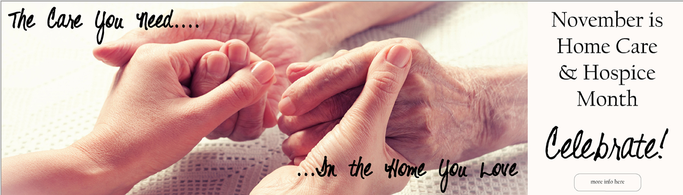 The care you need in the home you love