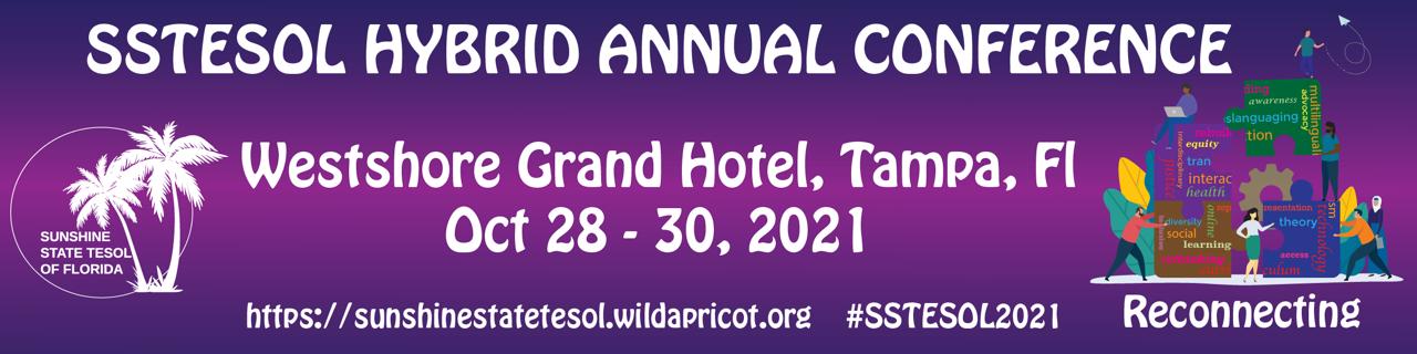 Invitation to 2021 SSTESOL Hybrid Conference