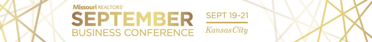 September Business Conference 2019