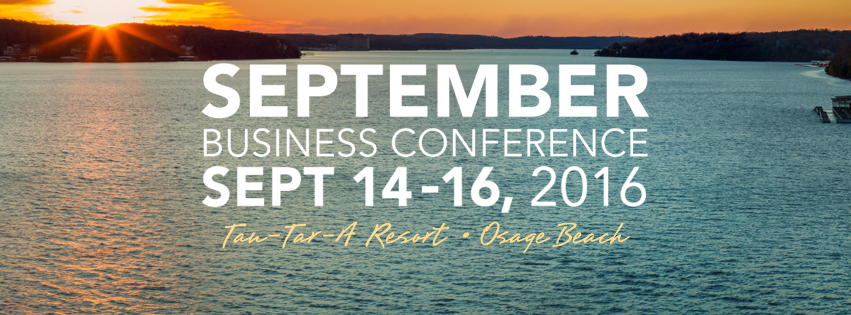 2016 September Business Conference