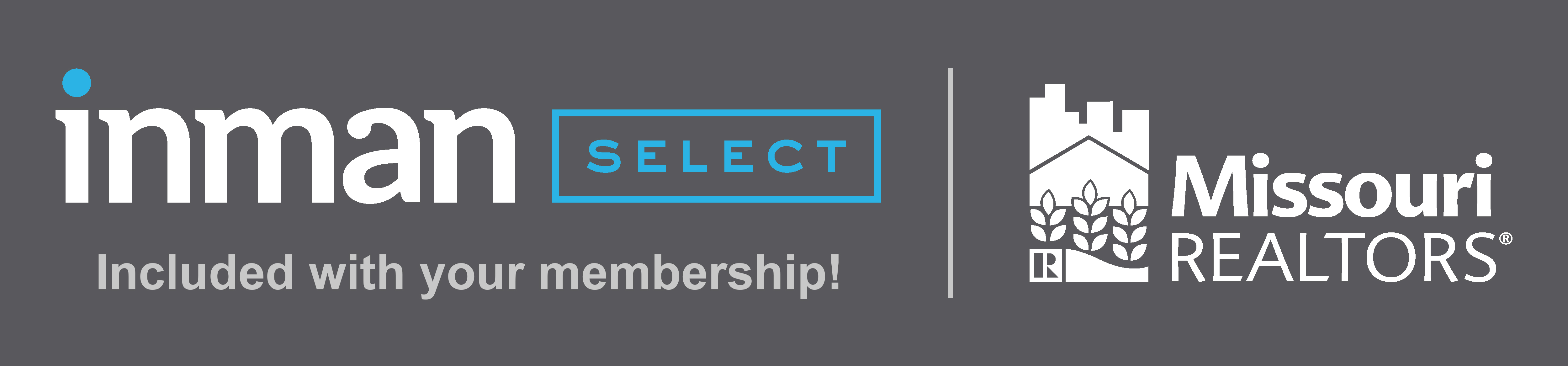 Inman Select and Missouri REALTOR Logo
