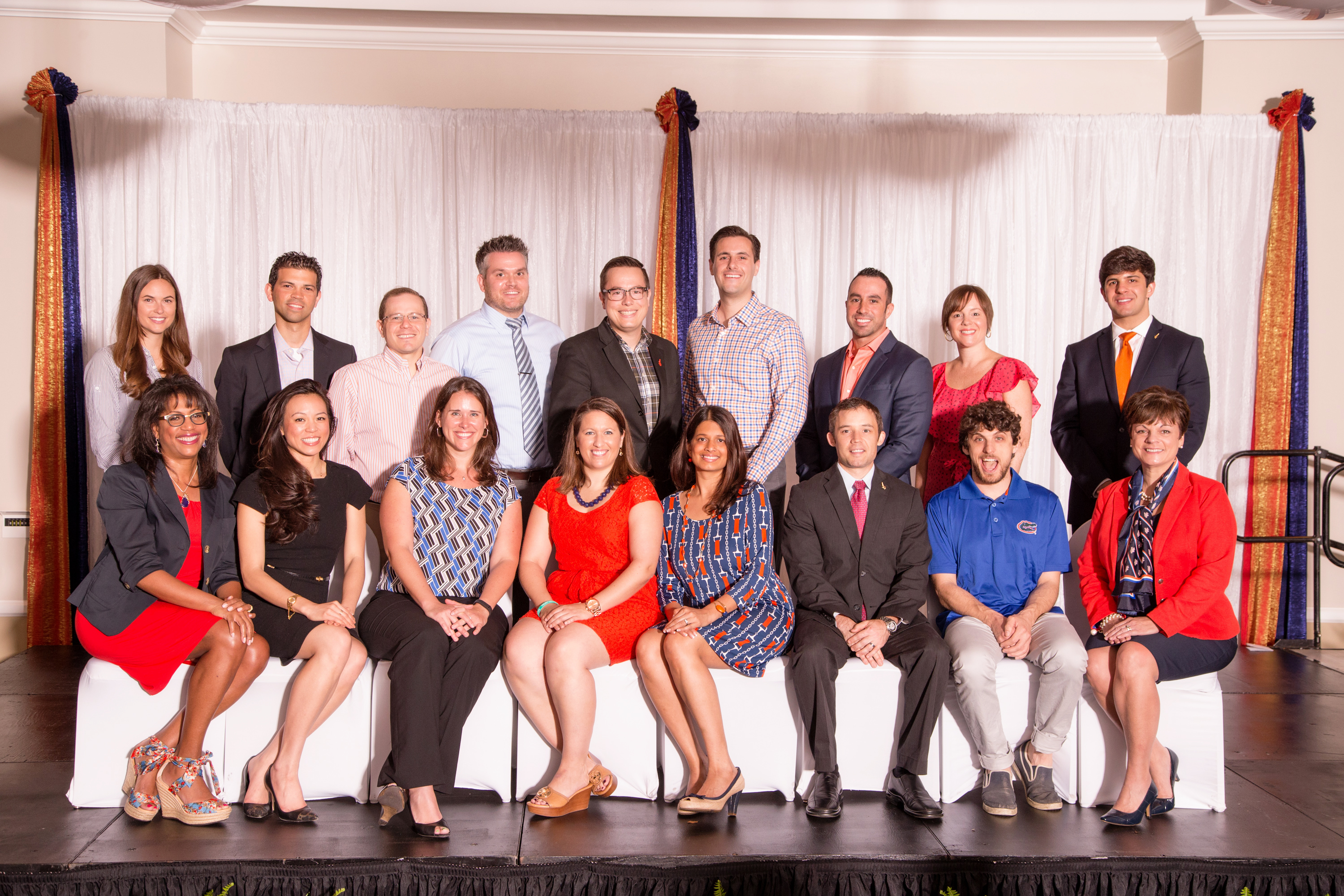 2014 OYA Recipients