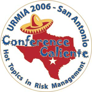 URMIA's Annual Conference Logo for 2006 - San Antonio, TX