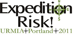 URMIA's Annual Conference Logo for 2011 - Portland, OR