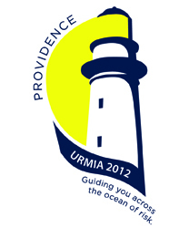 URMIA's Annual Conference Logo for 2012 - Providence, RI