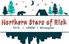 URMIA's Annual Conference Logo for 2015 - Minneapolis, MN