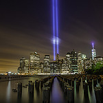 September 11 Memorial of Light