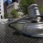 Gavel Fountain