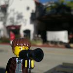 Lego Megaphone Man