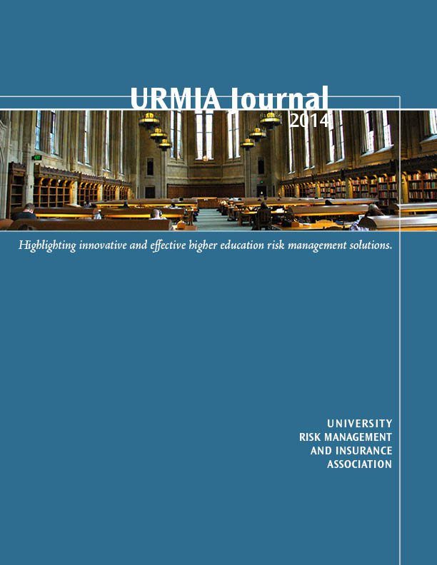 2014 URMIA Journal