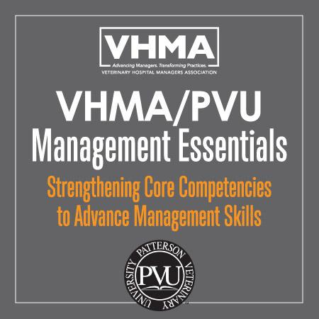 VHMA/PVU Management Essentials