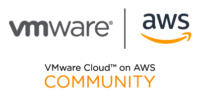 VMC on AWS Community Logo