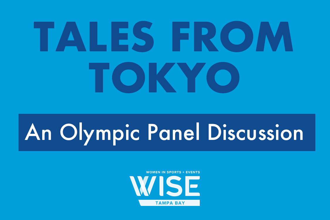 Image of Tales from Tokyo: An Olympic Panel Discussion