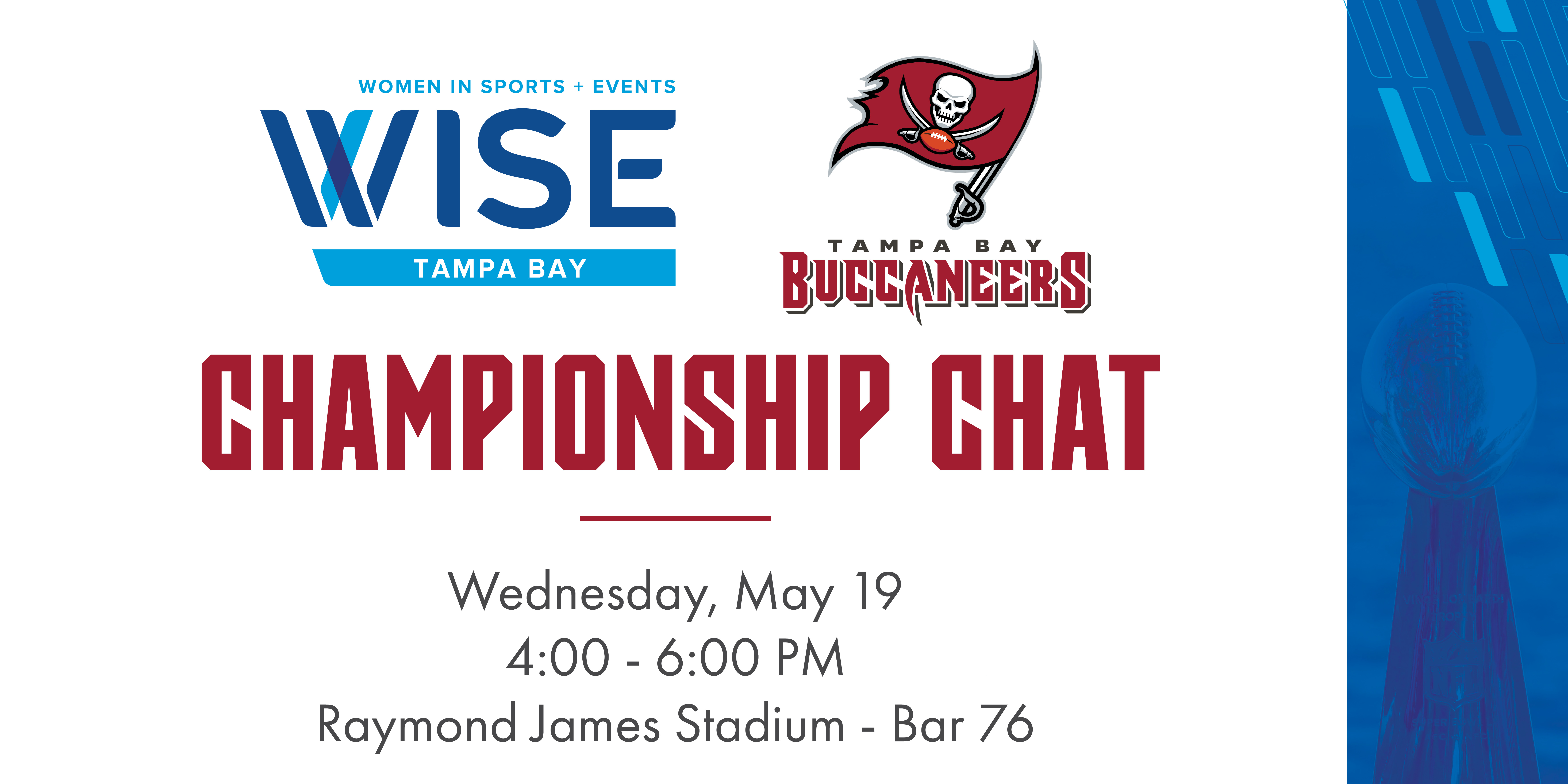 Image of Tampa Bay Buccaneers Championship Chat