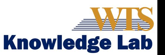 WTS Knowledge Lab