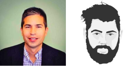 (L-R) Gerald (Jerry) Soto, Adnan LaPamuk from PeakCommerce