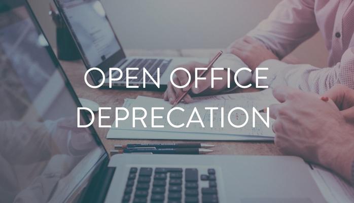 OpenOffice Deprecation