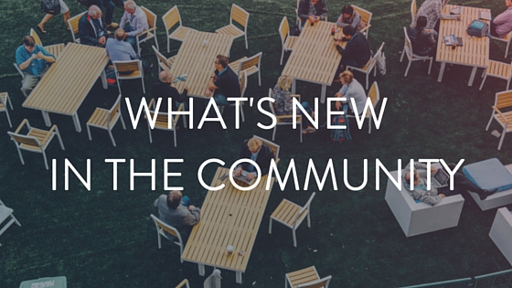 What's New in the Community
