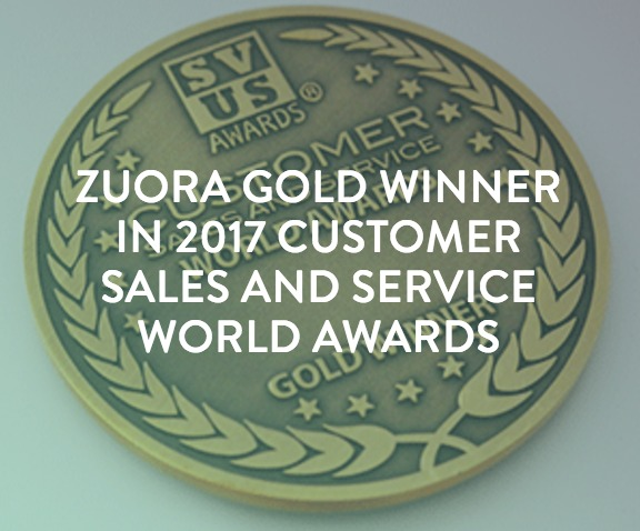 Award Winning Global Support