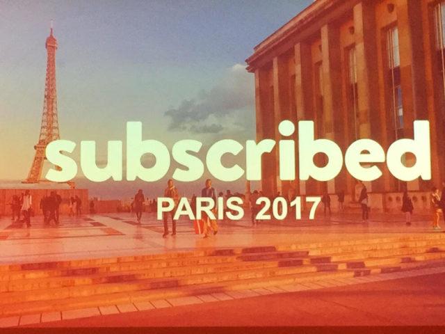 Paris Subscribed 2017
