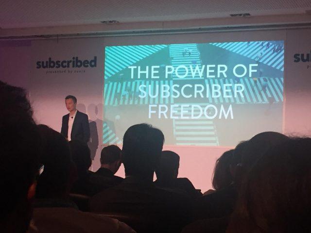 Paris Subscriber Freedom